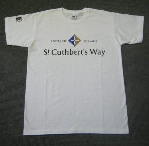 St Cuthbert's Way T-Shirt