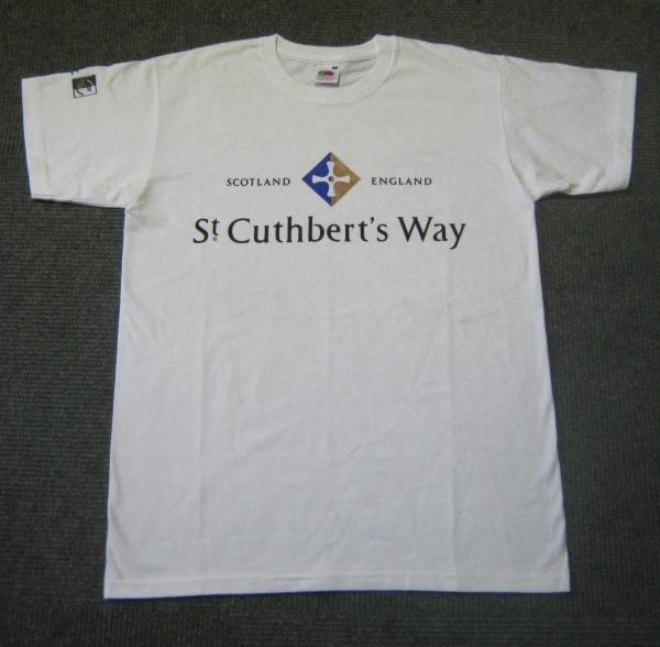 St Cuthbert's Way T-Shirt