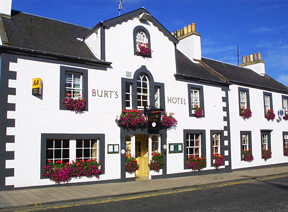 Burts Hotel