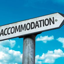 Accommodation on St Cuthbert's Way