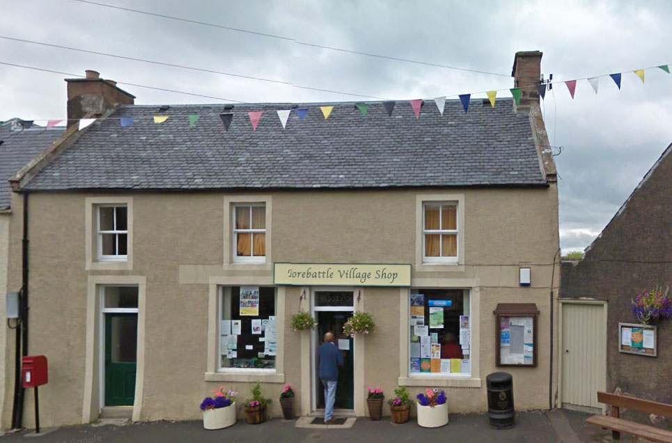 Morebattle Village Shop