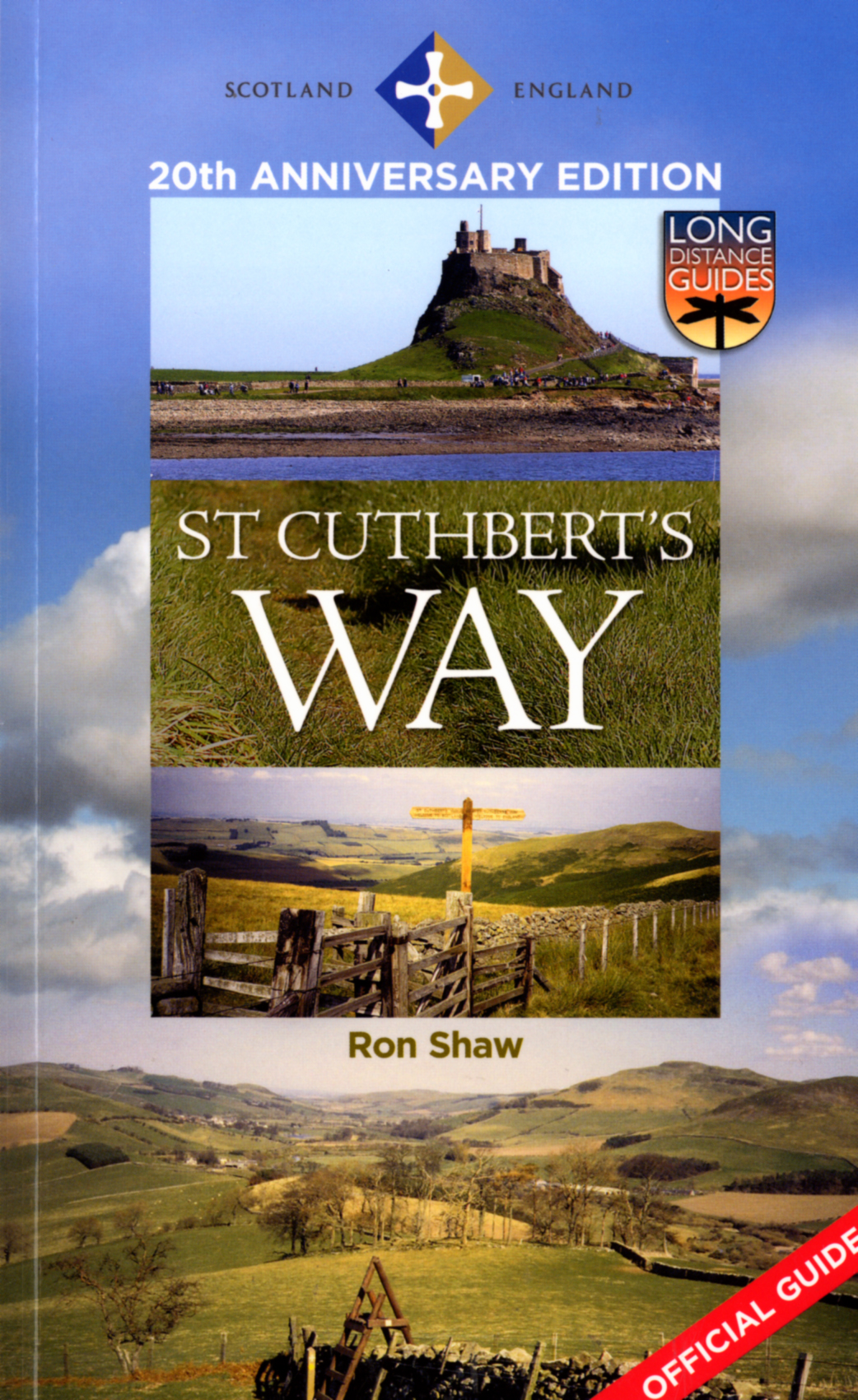 St Cuthbert's Way Official Guide