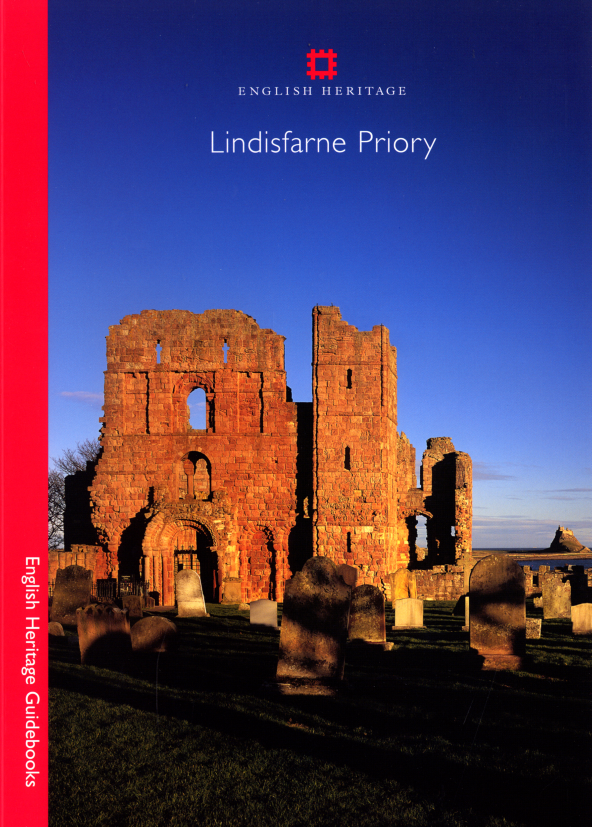Lindisfarne Priory EH Guidebook